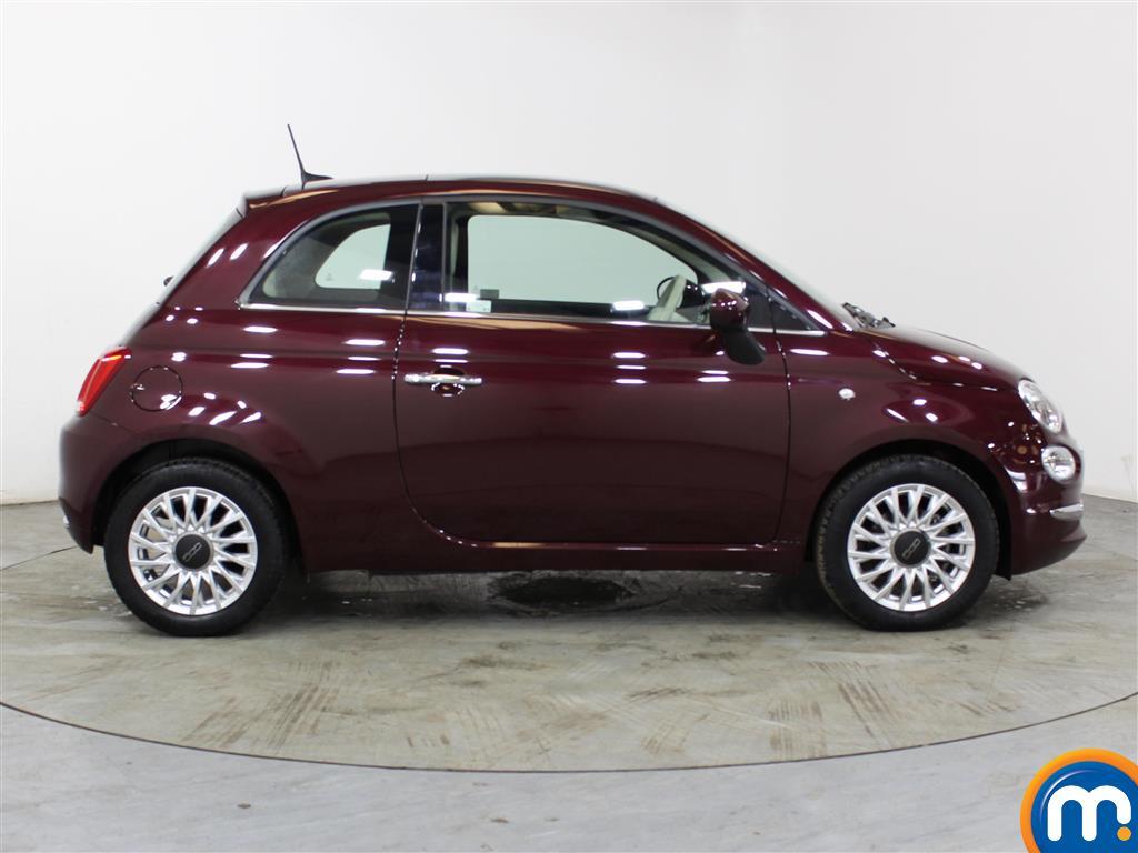 Fiat 500 Lounge Manual Petrol Hatchback - Stock Number (1012834) - Drivers side