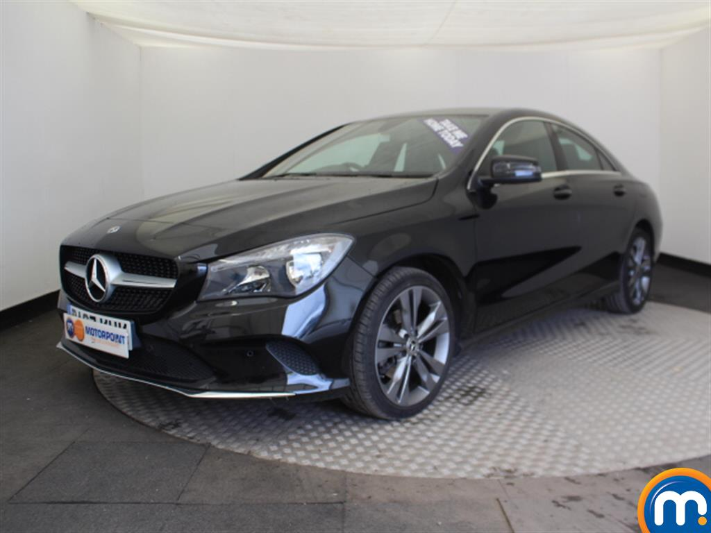 Mercedes-Benz Cla Class Sport - Stock Number (1023741) - Passenger side front corner