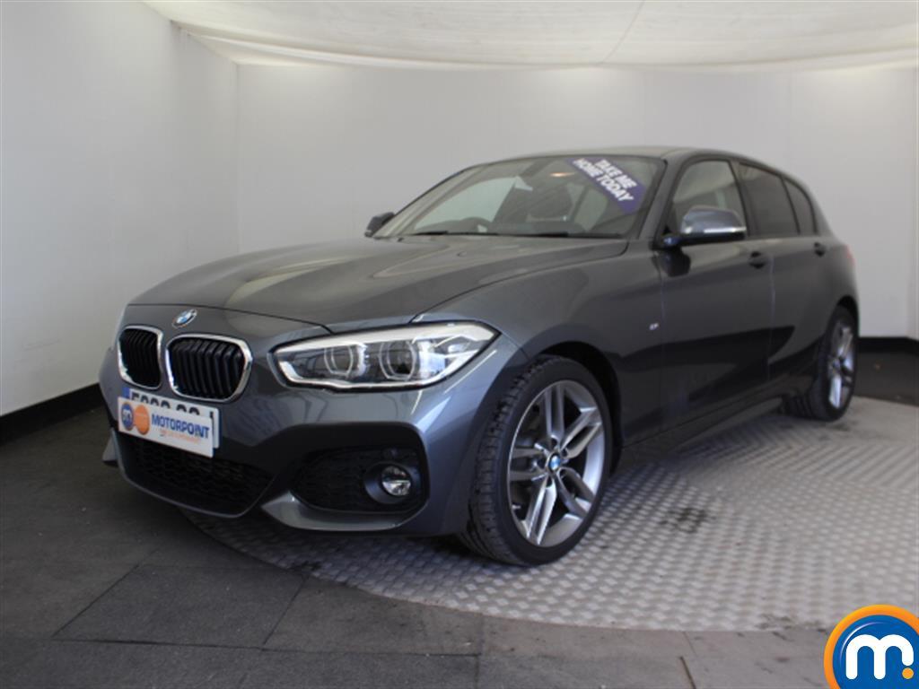 BMW 1 Series M Sport - Stock Number (1025652) - Passenger side front corner