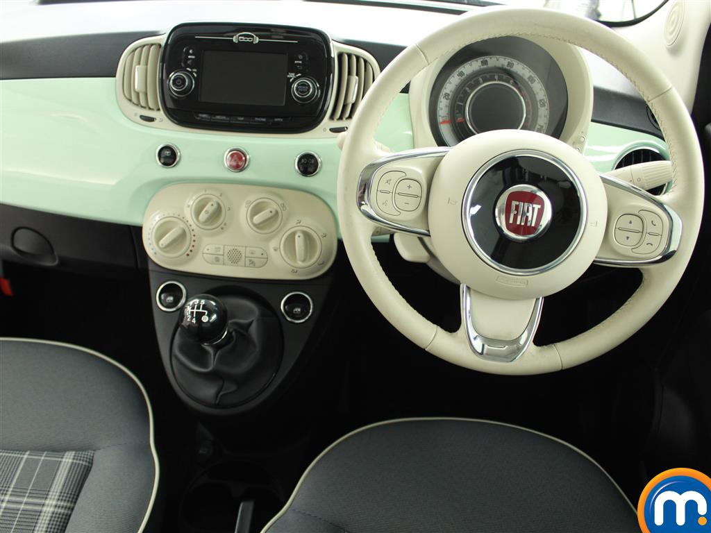Fiat 500 Lounge Manual Petrol Hatchback - Stock Number (1015996) - 7th supplementary image
