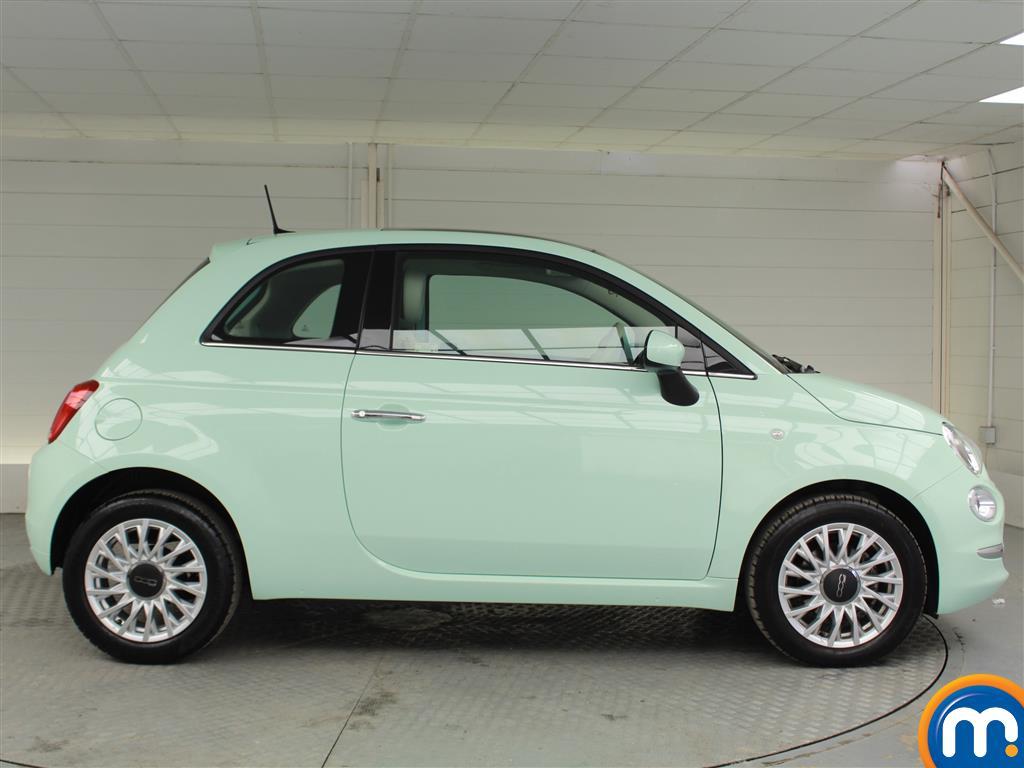 Fiat 500 Lounge Manual Petrol Hatchback - Stock Number (1015996) - Drivers side