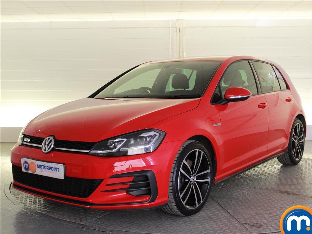 Volkswagen Golf GTD - Stock Number (1024545) - Passenger side front corner
