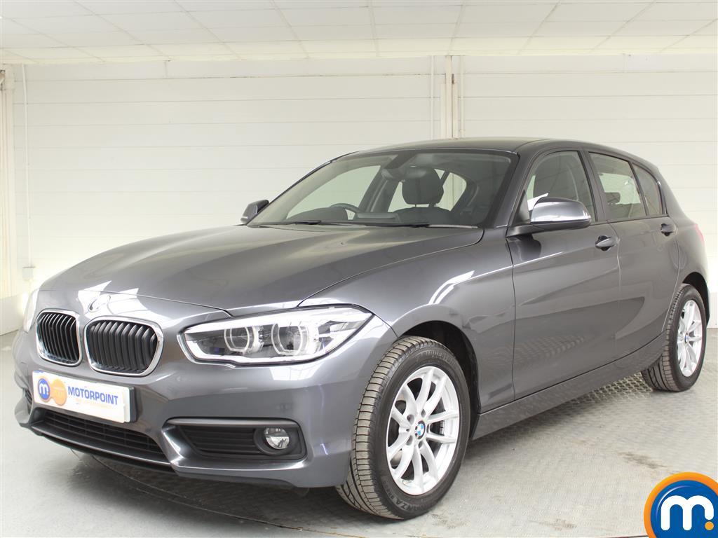 BMW 1 Series SE Business - Stock Number (1020278) - Passenger side front corner