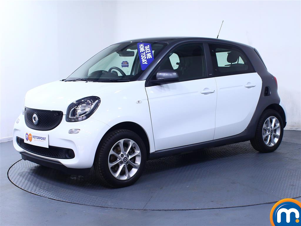 Smart Forfour Hatchback Passion - Stock Number (994985) - Passenger side front corner