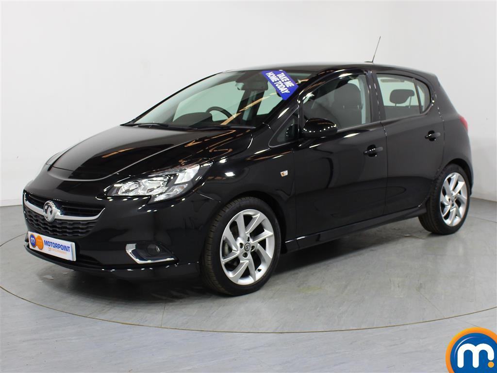 Vauxhall Corsa SRi Vx-line - Stock Number 1024489 Passenger side front corner