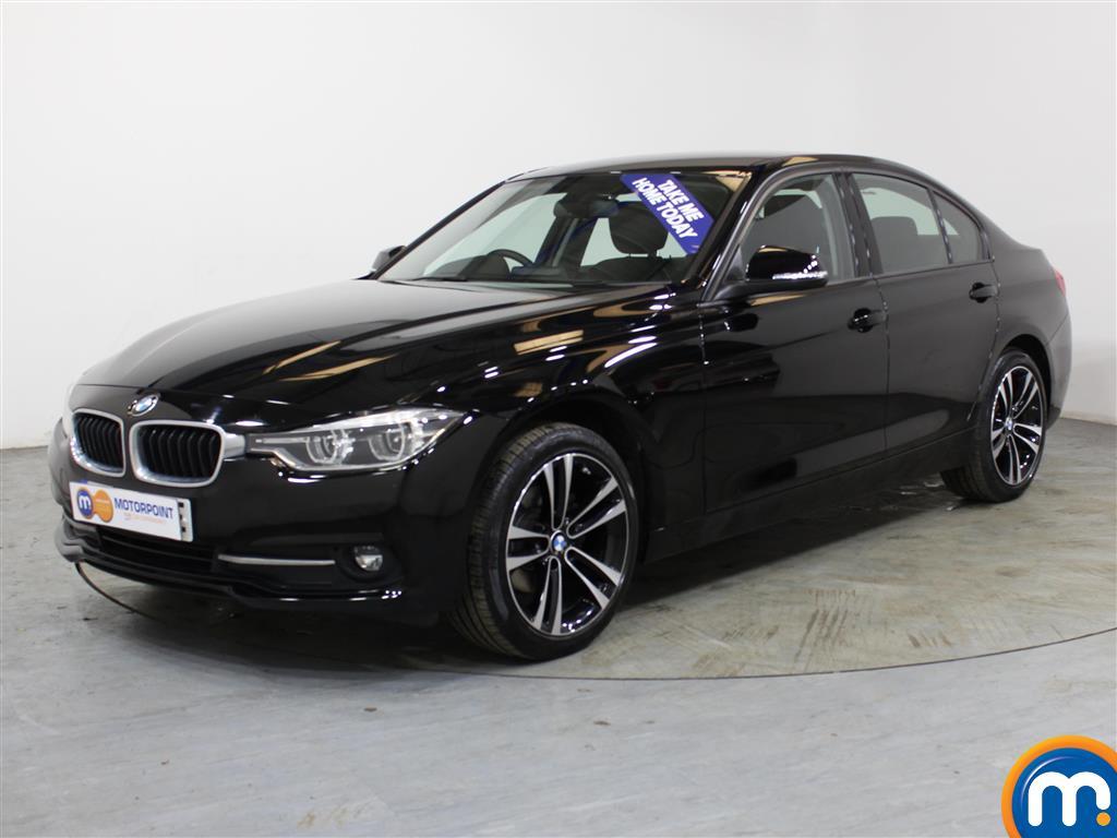 BMW 3 Series Sport - Stock Number (1013460) - Passenger side front corner