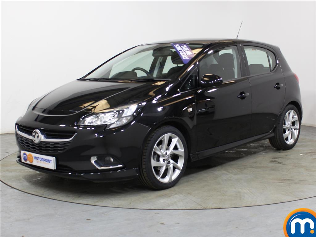 Vauxhall Corsa SRi Vx-line - Stock Number (1023779) - Passenger side front corner