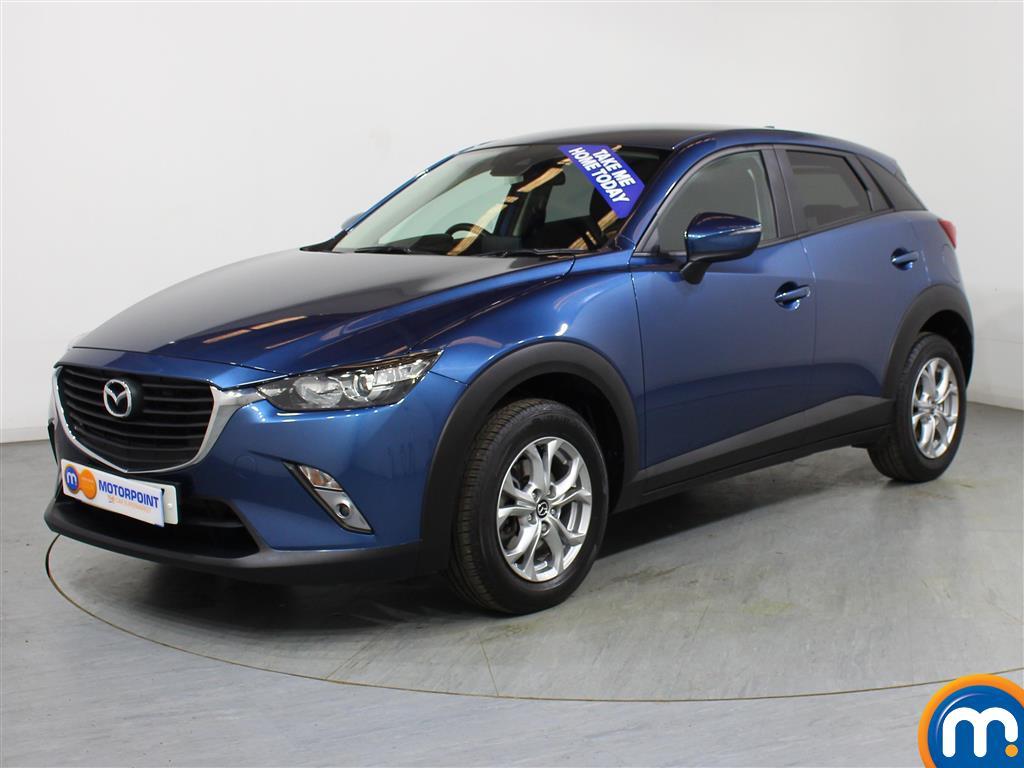 Mazda Cx-3 SE-L Nav - Stock Number (1022738) - Passenger side front corner