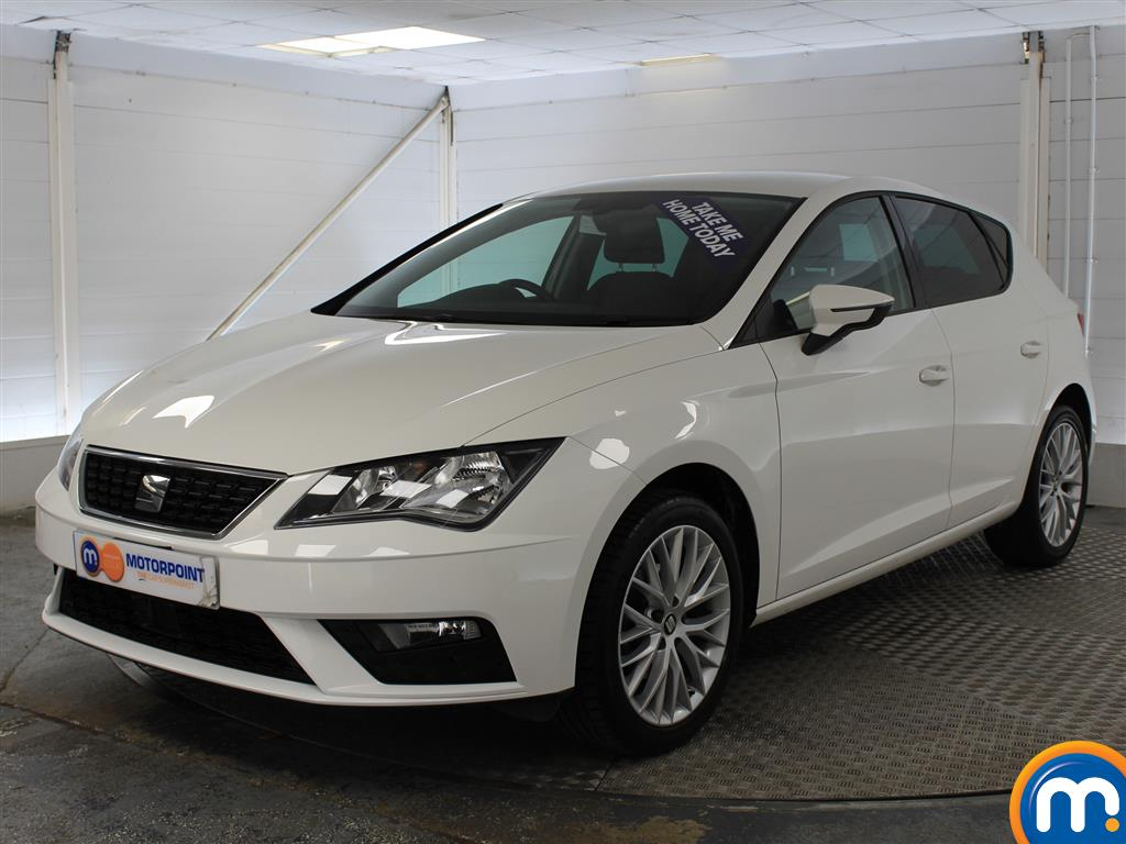 Seat Leon SE Dynamic Technology - Stock Number (1026299) - Passenger side front corner