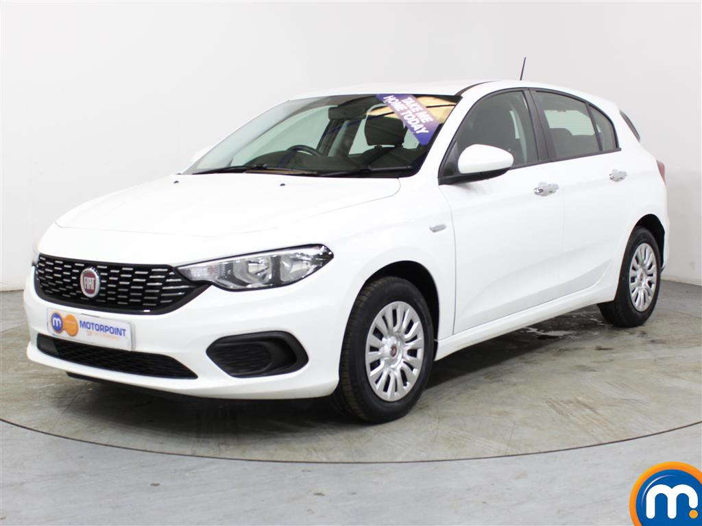 Fiat Tipo Easy - Stock Number (968021) - Passenger side front corner