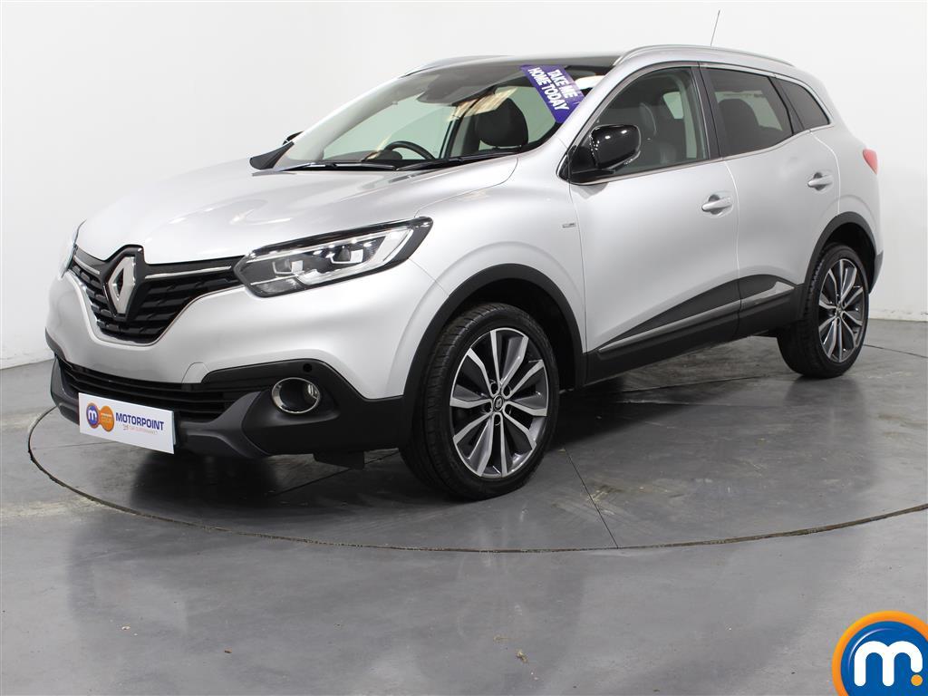 Renault Kadjar Signature Nav - Stock Number (1015090) - Passenger side front corner