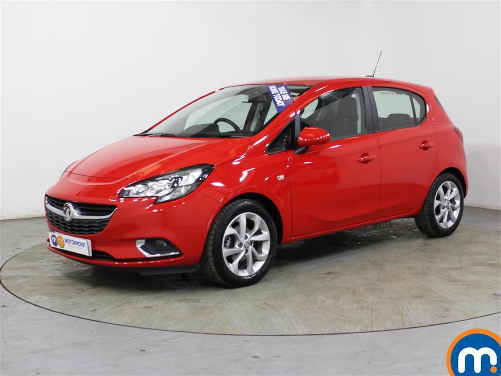 Vauxhall Corsa SRi - Stock Number (1016573) - Passenger side front corner