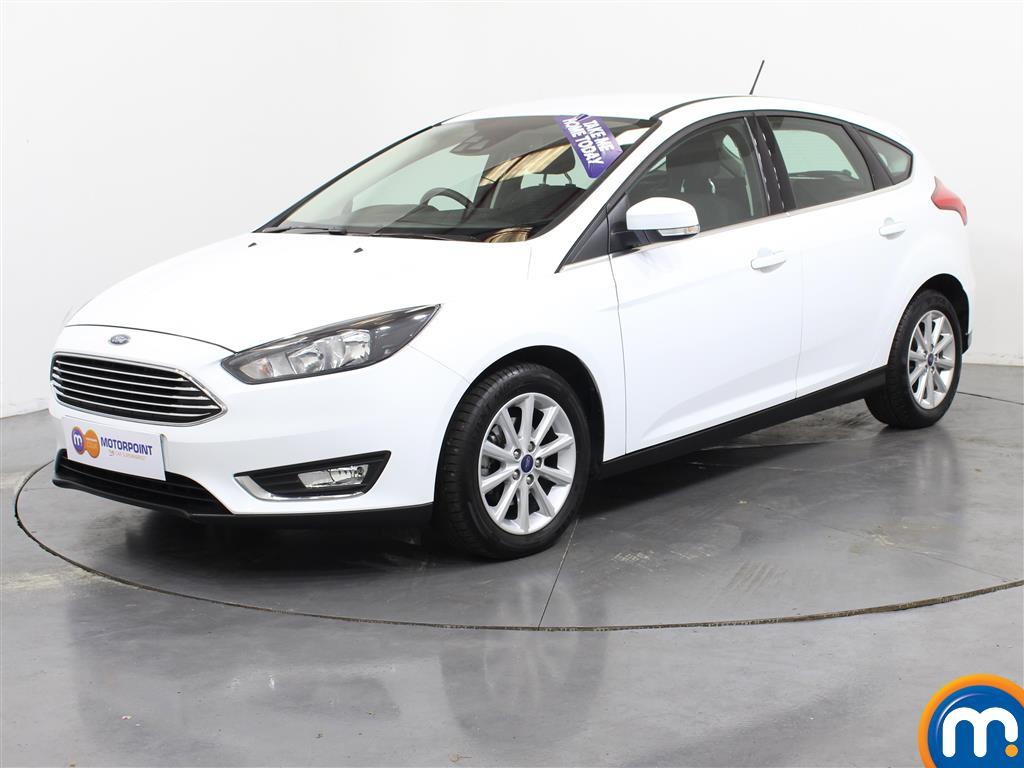 Ford Focus Titanium - Stock Number (1020571) - Passenger side front corner
