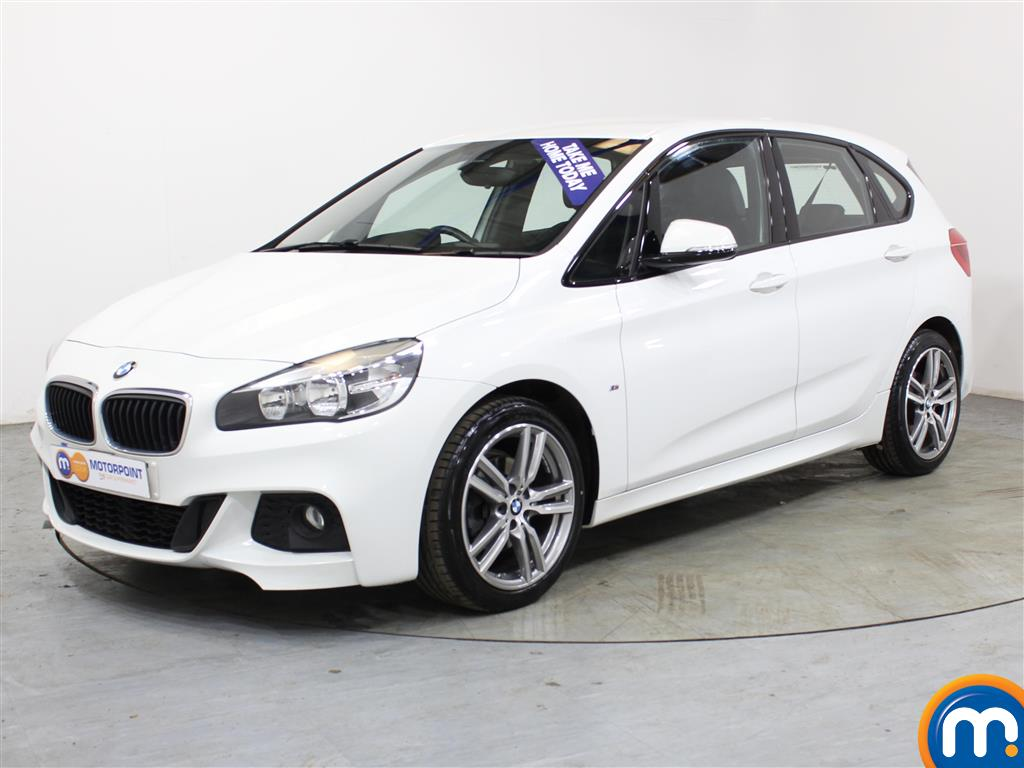 BMW 2 Series M Sport - Stock Number (1018773) - Passenger side front corner