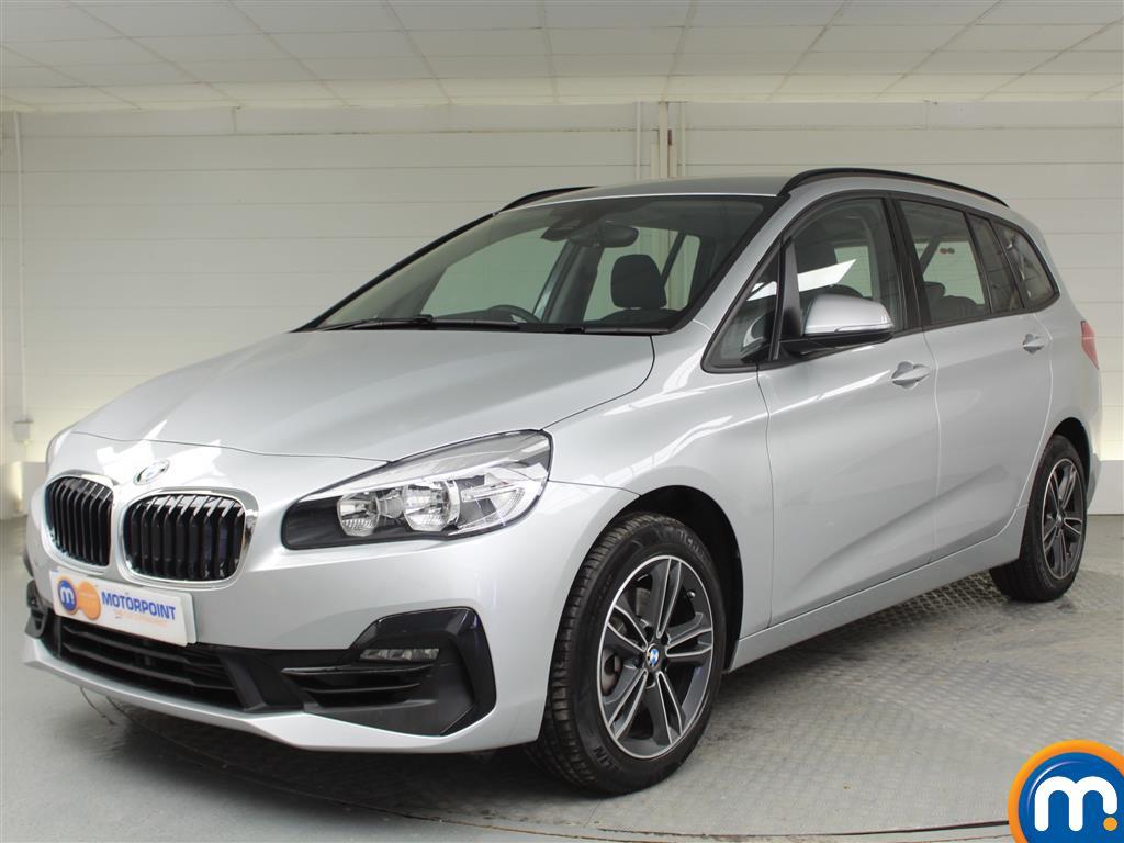 BMW 2 Series Sport - Stock Number (1025060) - Passenger side front corner