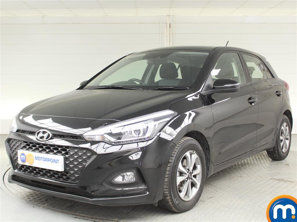 Hyundai I20 SE - Stock Number (1011680) - Passenger side front corner
