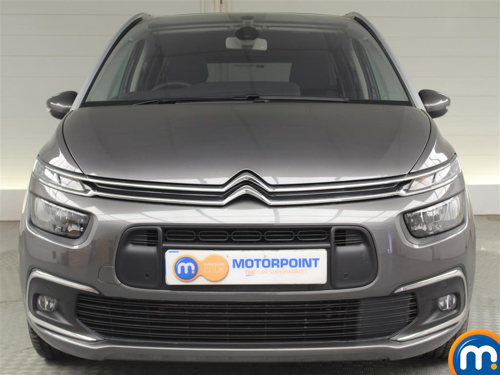 Citroen Grand C4 Picasso Feel Manual Diesel People Carrier - Stock Number (1006478) - Front bumper