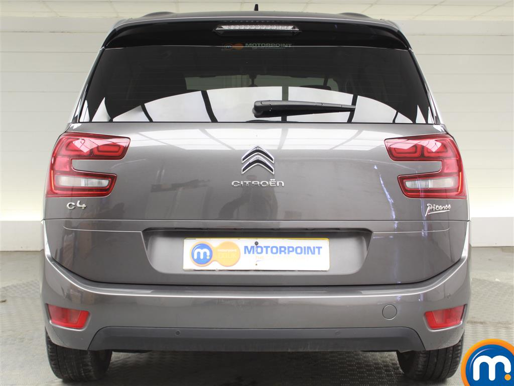 Citroen Grand C4 Picasso Feel Manual Diesel People Carrier - Stock Number (1006478) - Rear bumper