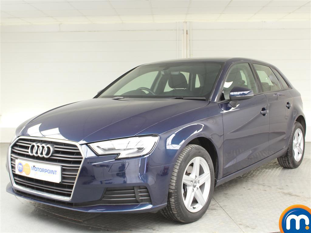 Audi A3 SE - Stock Number (1023375) - Passenger side front corner