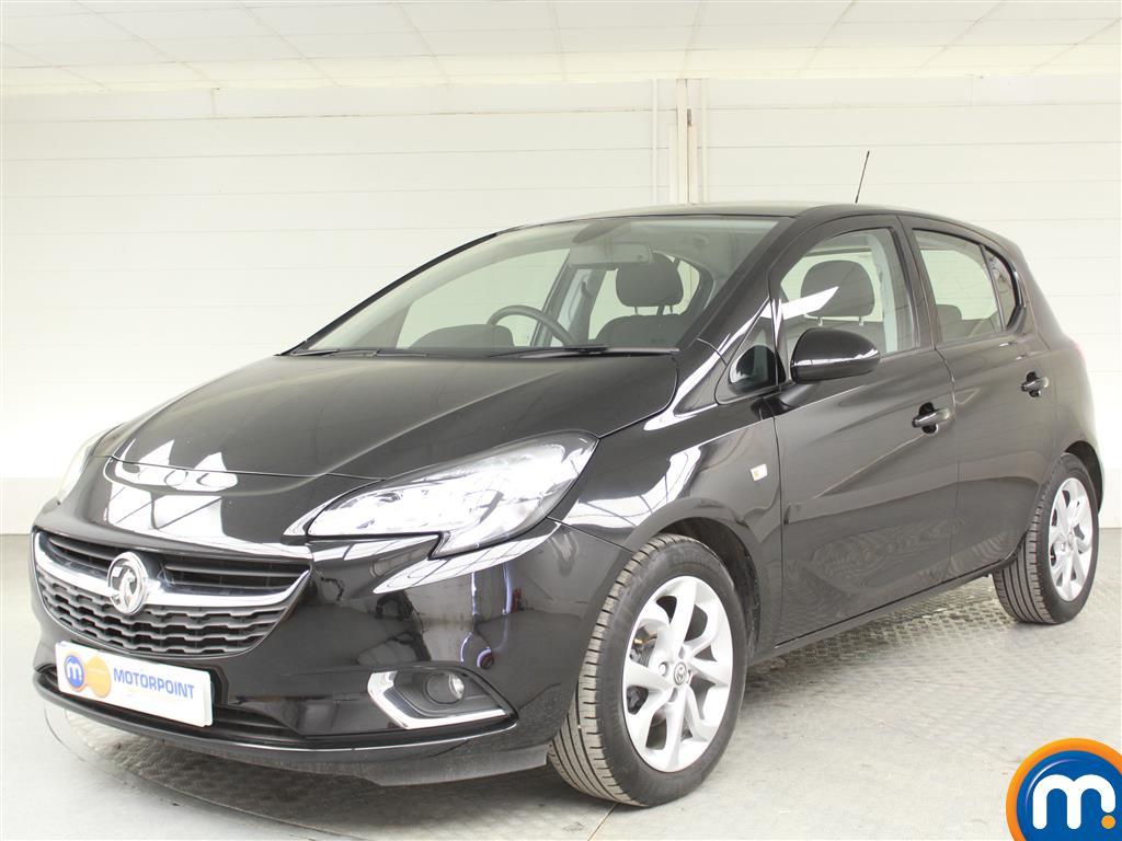 Vauxhall Corsa SRi - Stock Number (1016454) - Passenger side front corner