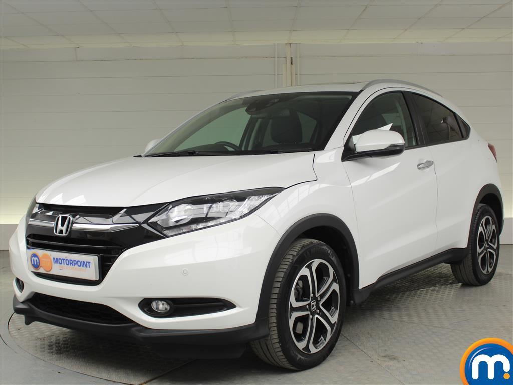 Honda Hr-V EX - Stock Number (1022142) - Passenger side front corner