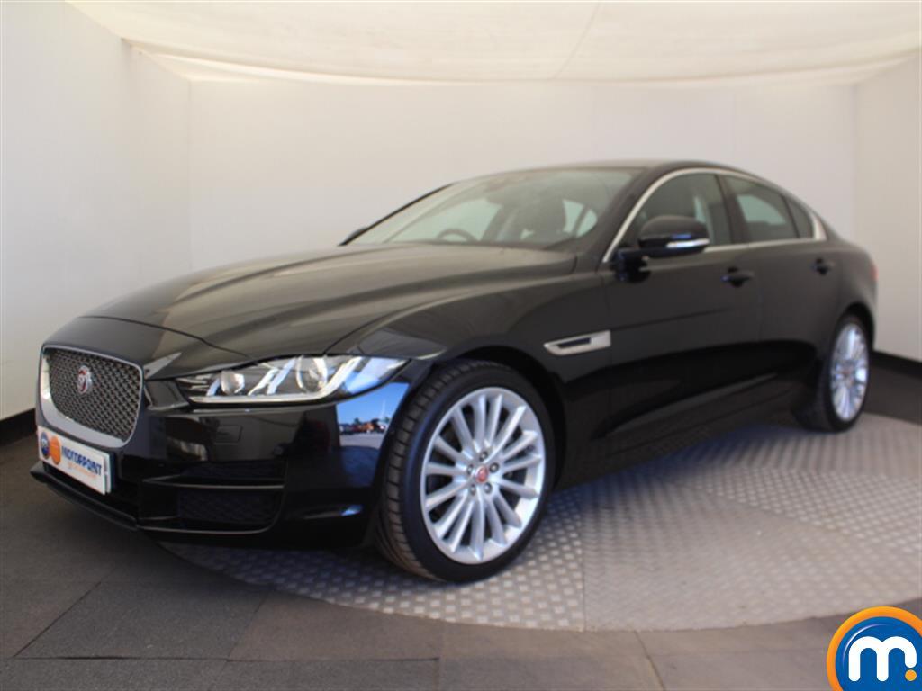 Jaguar XE Portfolio - Stock Number (1023613) - Passenger side front corner