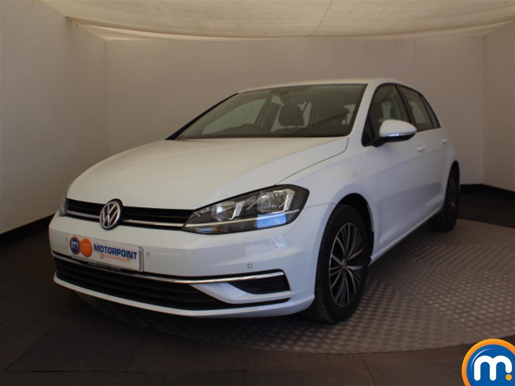 Volkswagen Golf SE - Stock Number (1020383) - Passenger side front corner