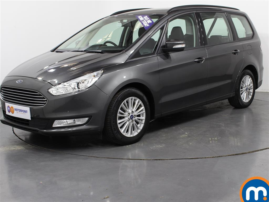 Ford Galaxy Zetec Automatic Diesel People Carrier - Stock Number (1012393) - Passenger side front corner