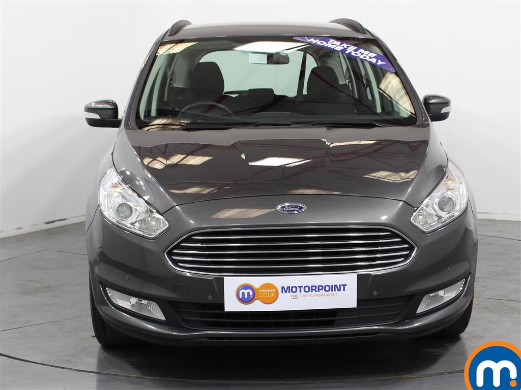 Ford Galaxy Zetec Automatic Diesel People Carrier - Stock Number (1012393) - Front bumper