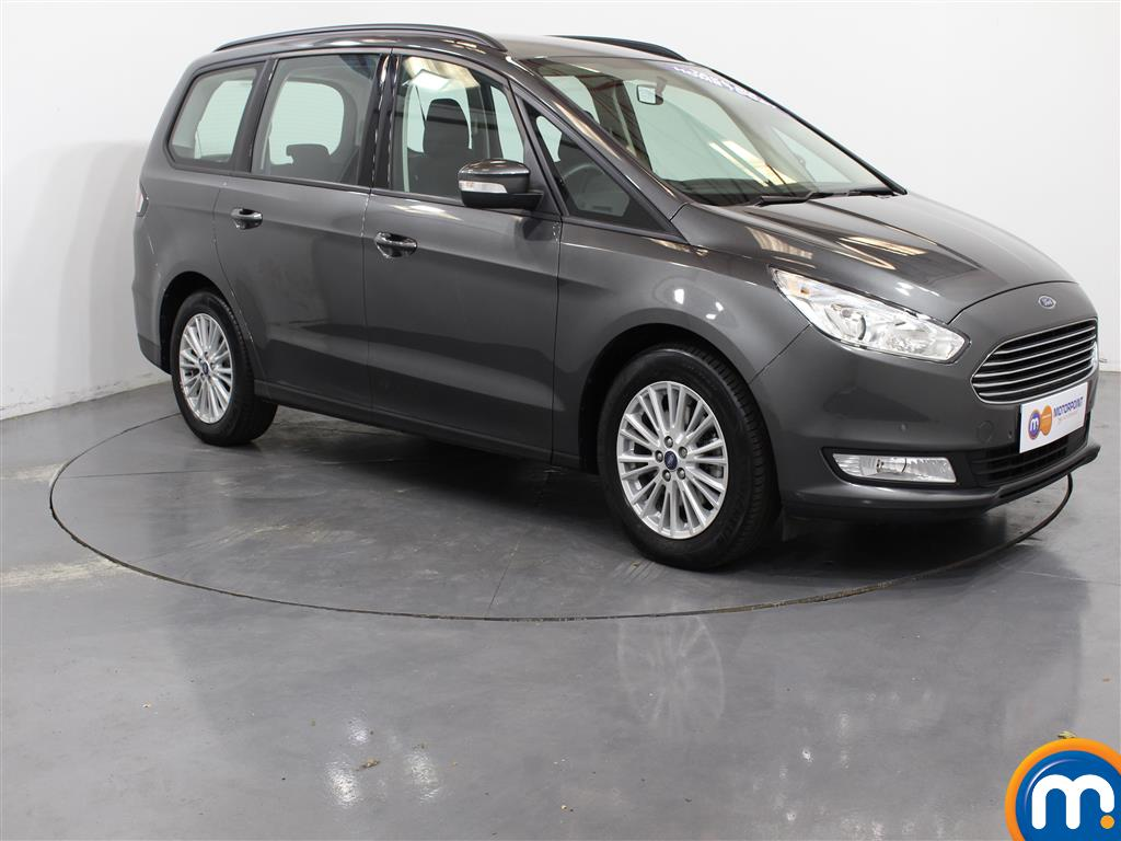 Ford Galaxy Zetec Automatic Diesel People Carrier - Stock Number (1012393) - Drivers side front corner