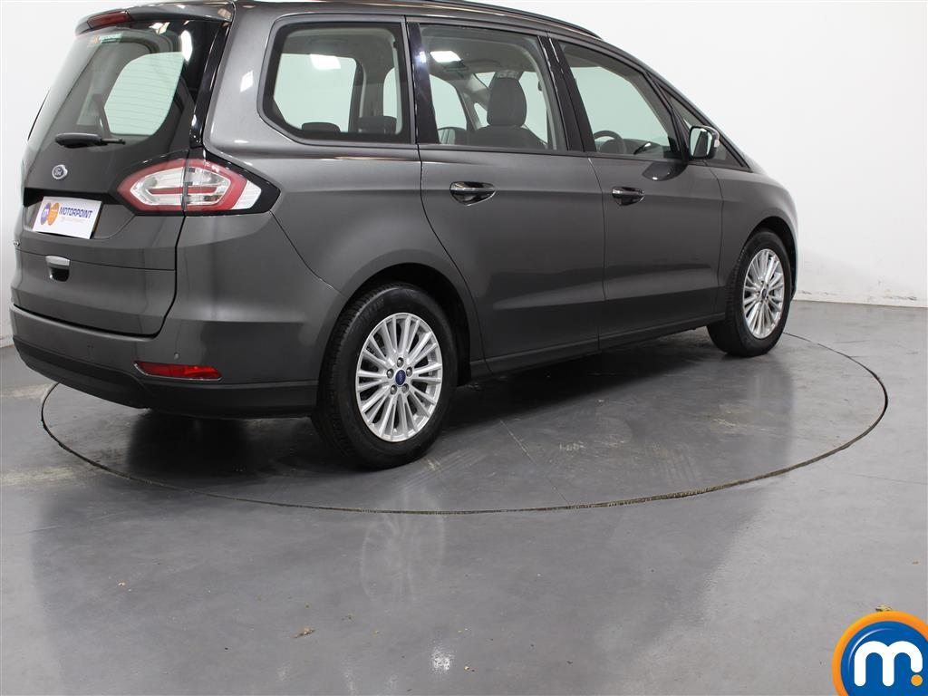 Ford Galaxy Zetec Automatic Diesel People Carrier - Stock Number (1012393) - Drivers side rear corner