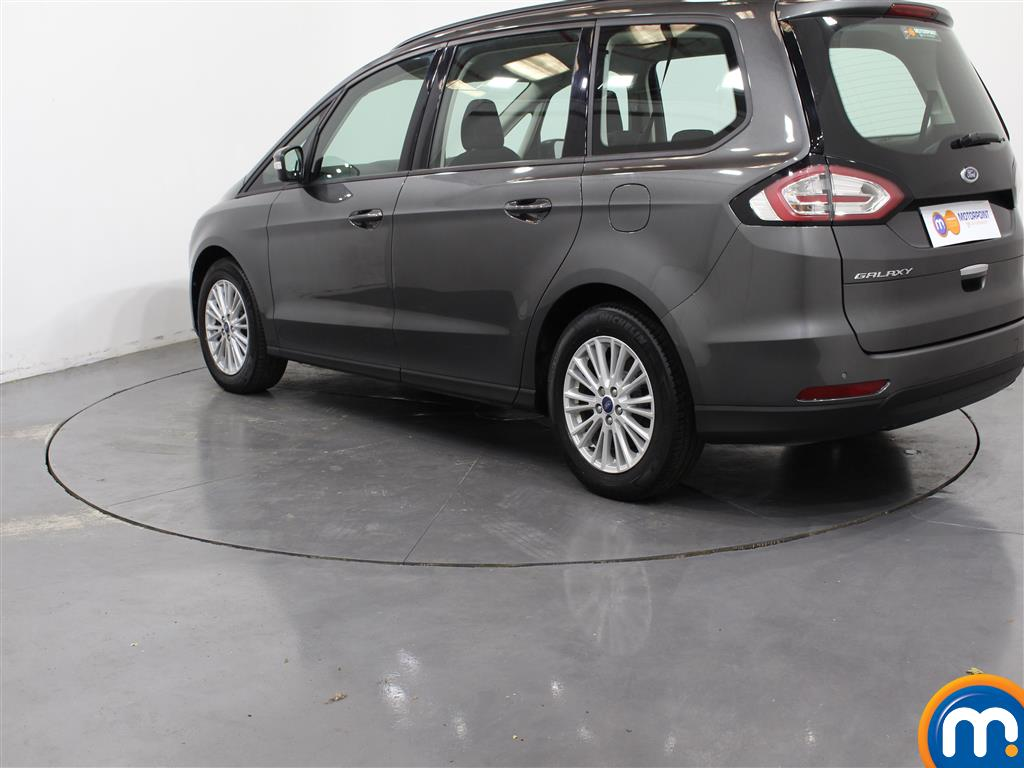 Ford Galaxy Zetec Automatic Diesel People Carrier - Stock Number (1012393) - Passenger side rear corner