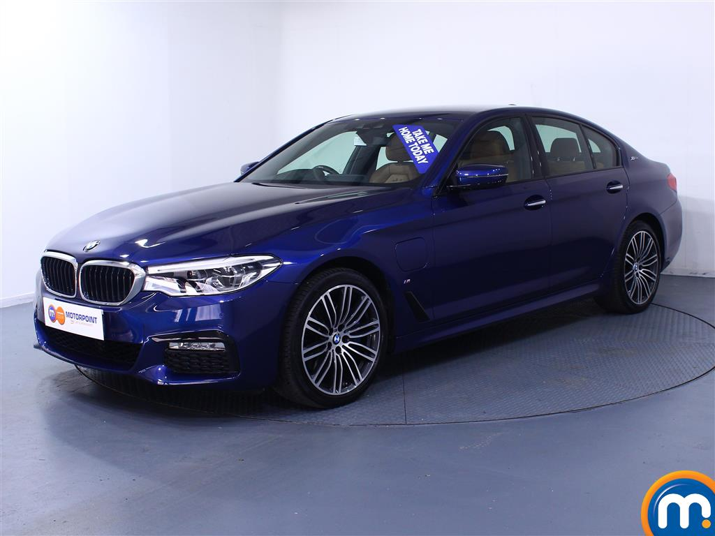 BMW 5 Series M Sport - Stock Number (1024270) - Passenger side front corner