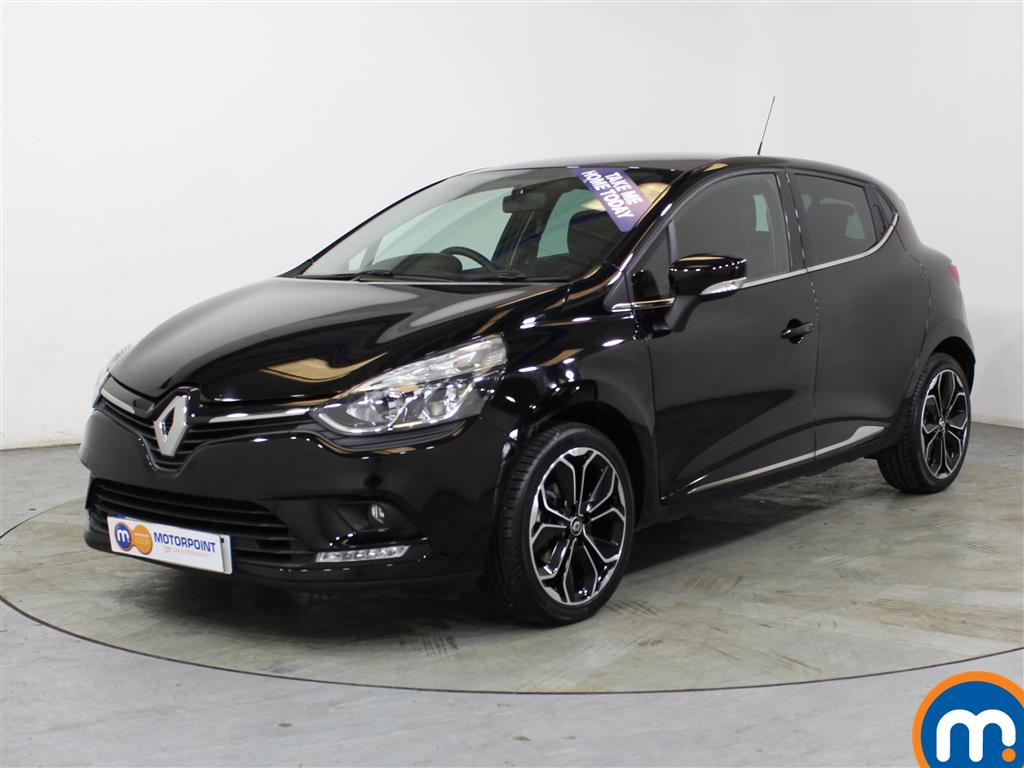 Renault Clio Iconic - Stock Number (1012226) - Passenger side front corner