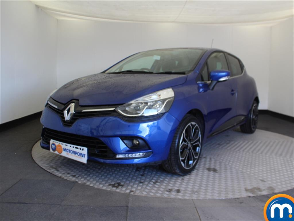 Renault Clio Iconic - Stock Number (1017463) - Passenger side front corner