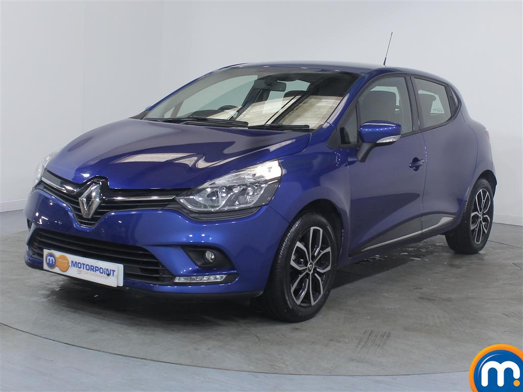 Renault Clio Play - Stock Number (1015776) - Passenger side front corner