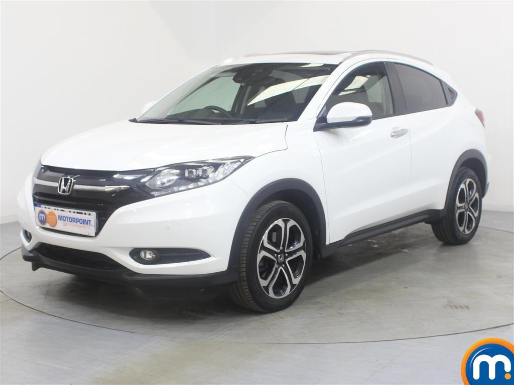 Honda Hr-V EX - Stock Number (1022927) - Passenger side front corner