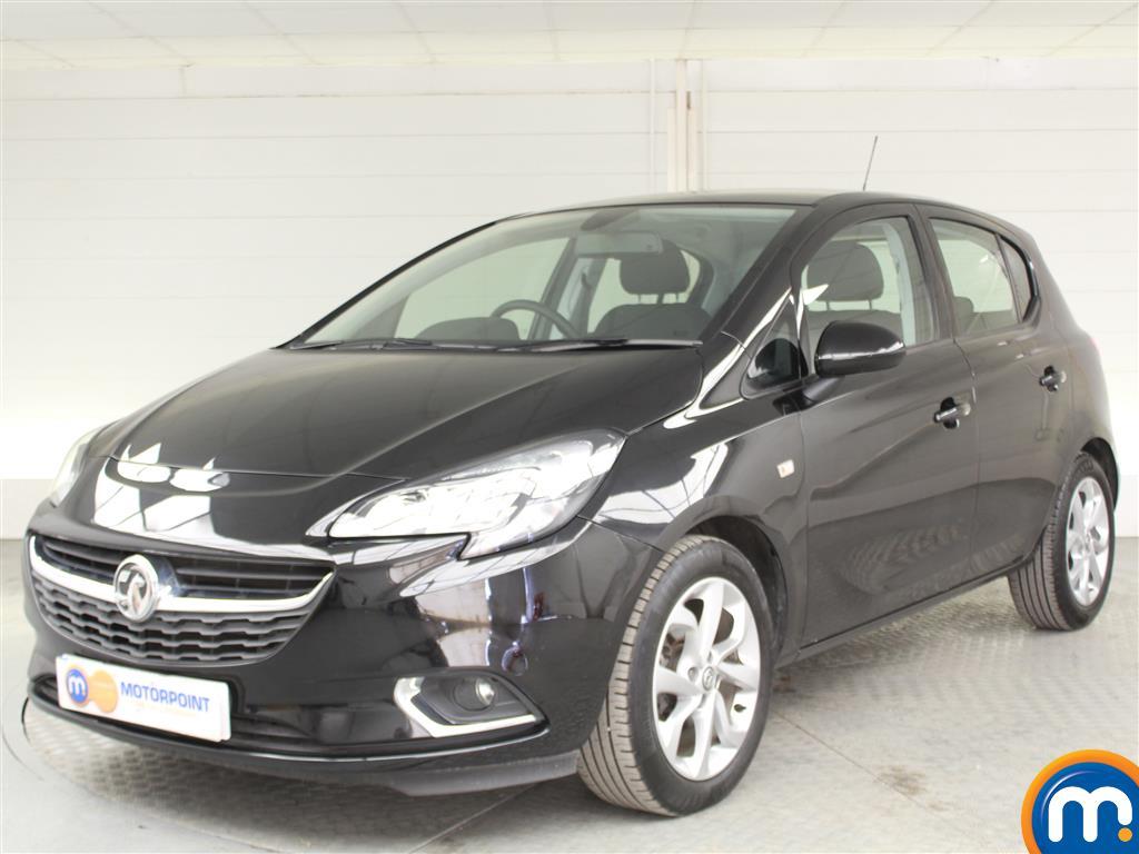 Vauxhall Corsa SRi - Stock Number (1017346) - Passenger side front corner