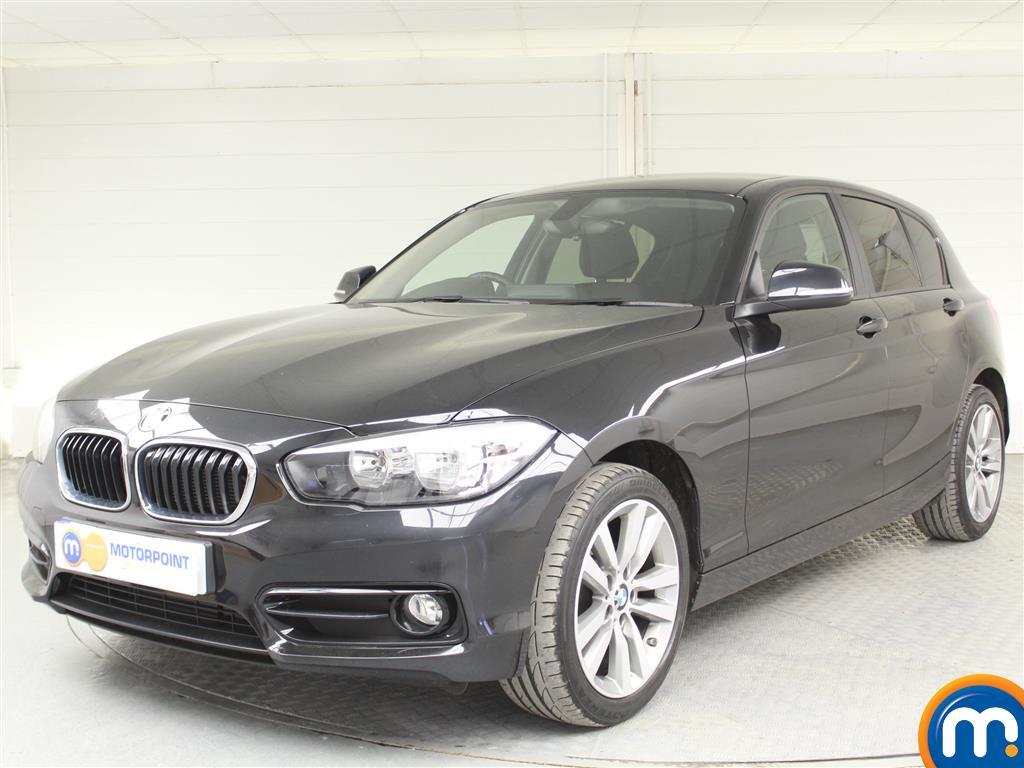 BMW 1 Series Sport - Stock Number (1020620) - Passenger side front corner