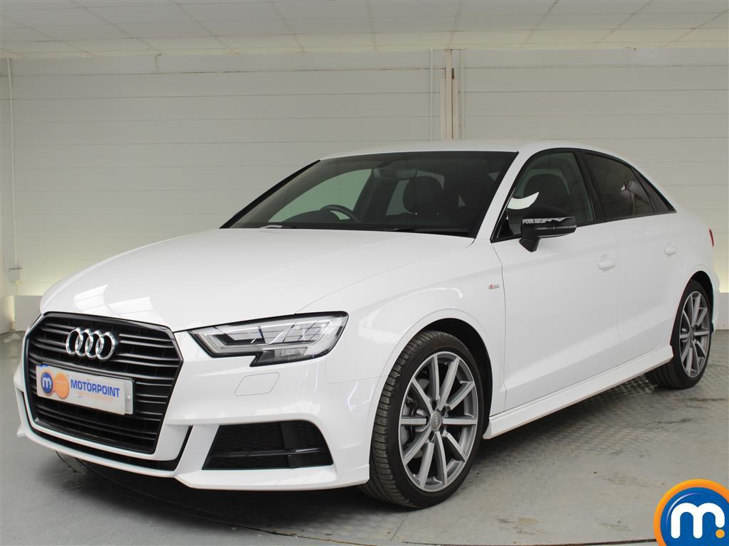 Audi A3 Black Edition - Stock Number (1018866) - Passenger side front corner