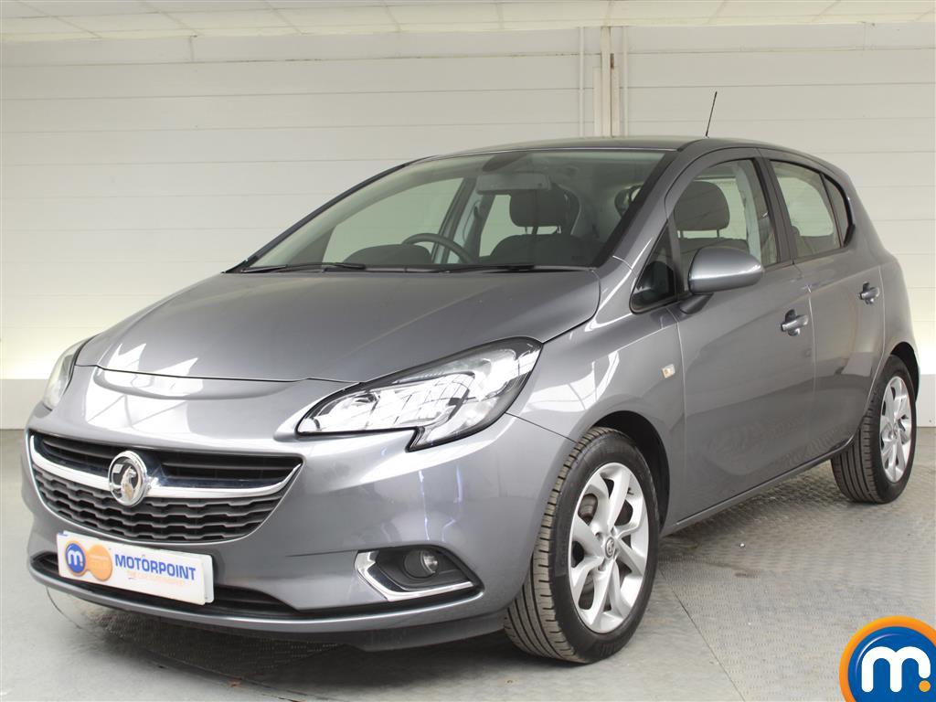 Vauxhall Corsa SRi - Stock Number (1016565) - Passenger side front corner