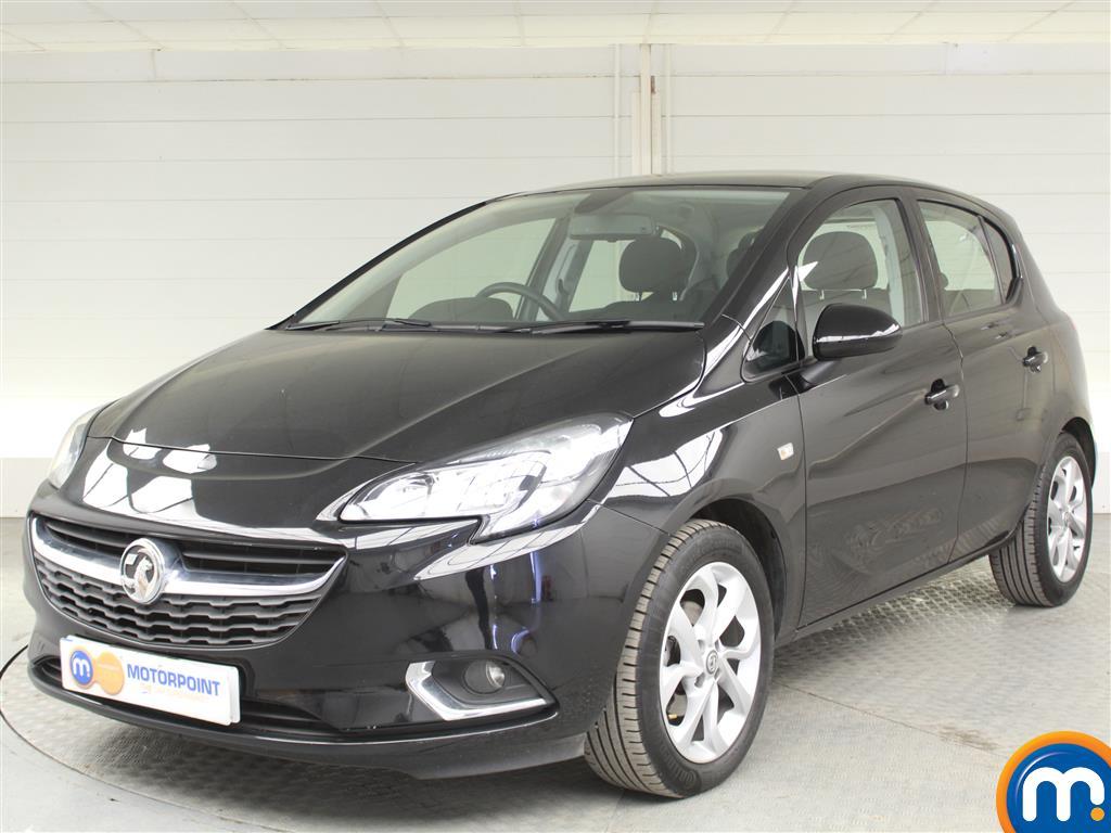 Vauxhall Corsa SRi - Stock Number (1016443) - Passenger side front corner