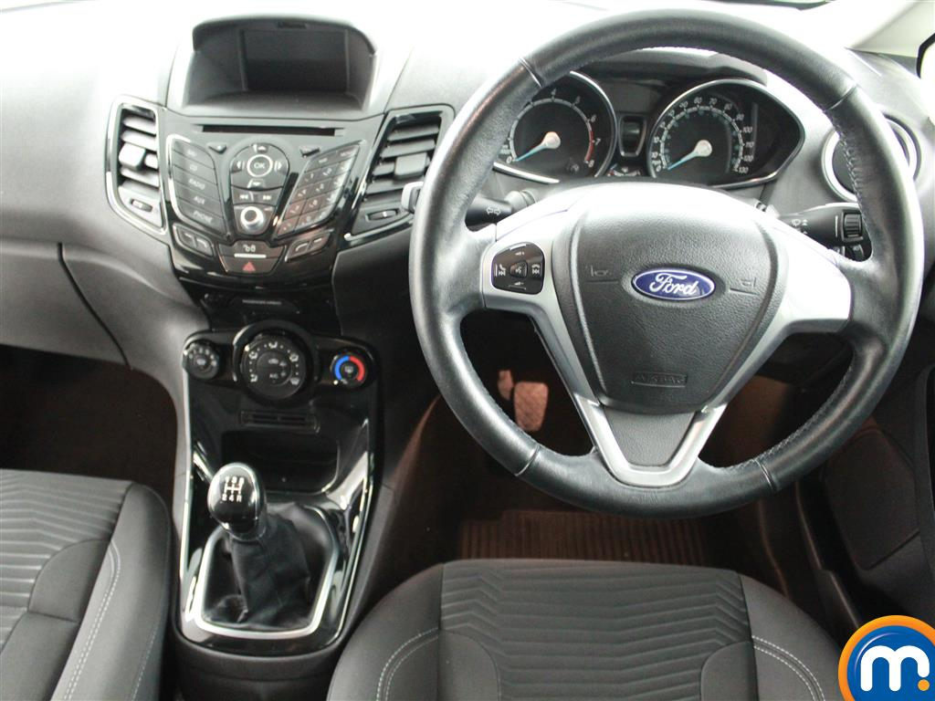 Ford Fiesta Zetec Manual Petrol Hatchback - Stock Number (1019280) - 7th supplementary image