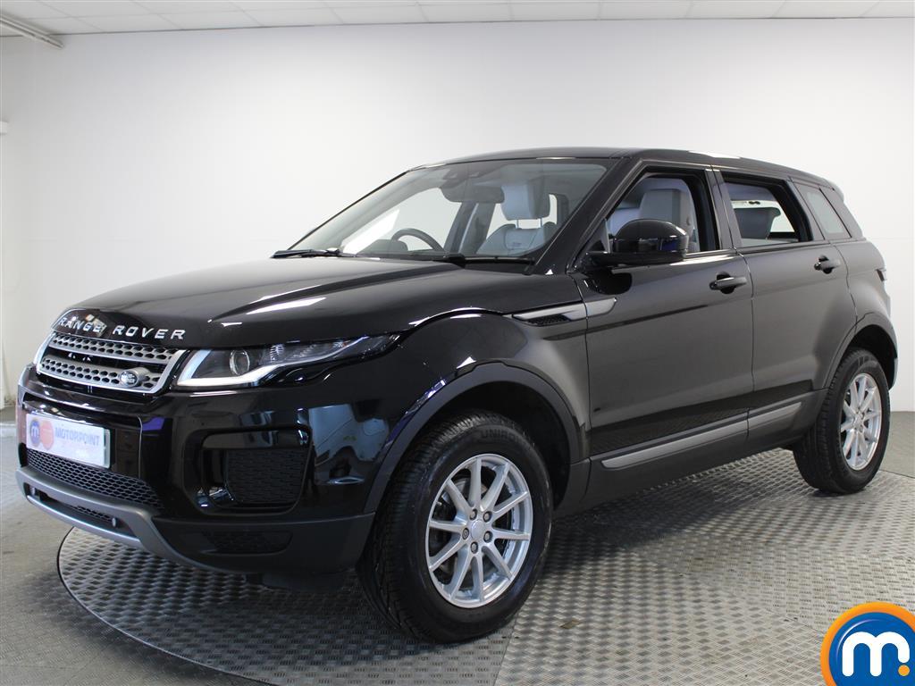 Land Rover Range Rover Evoque SE - Stock Number (1020924) - Passenger side front corner