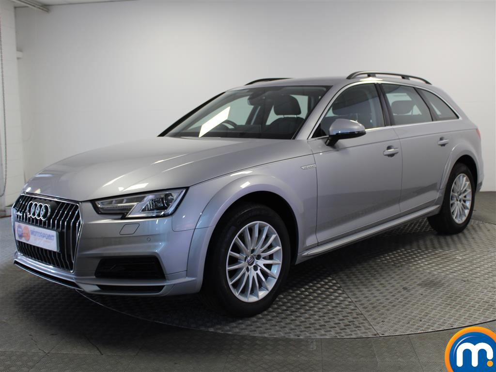 Audi A4 Allroad 2.0 TDI Quattro 5dr S Tronic - Stock Number (1025337) - Passenger side front corner