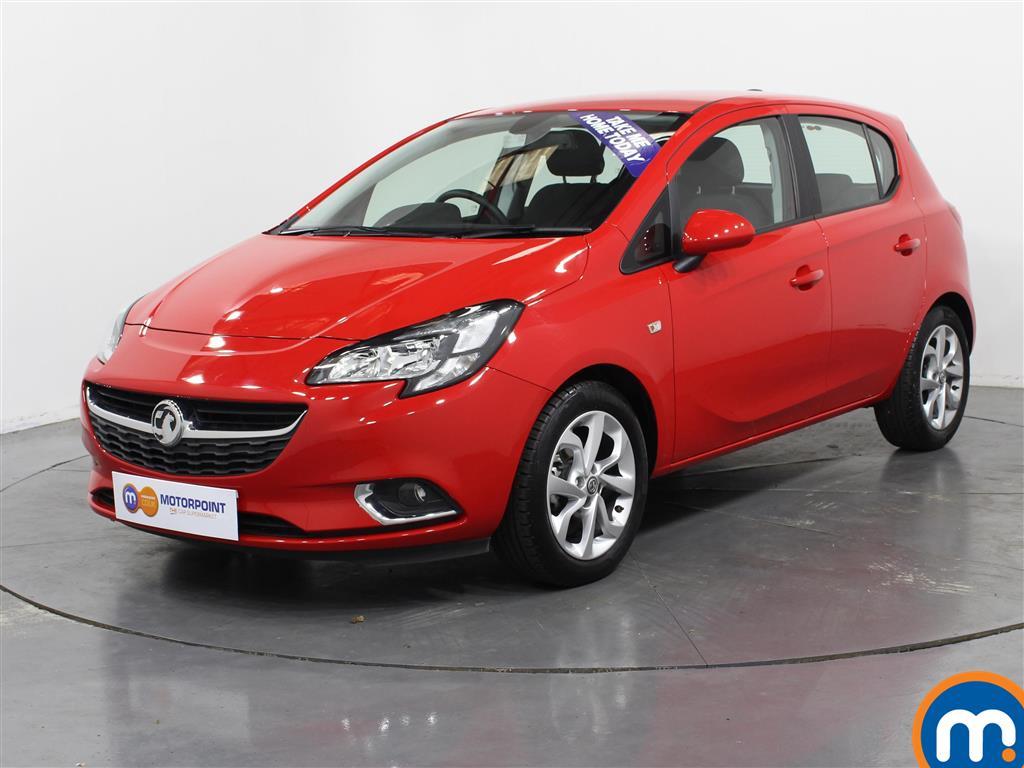 Vauxhall Corsa SRi - Stock Number (1016584) - Passenger side front corner