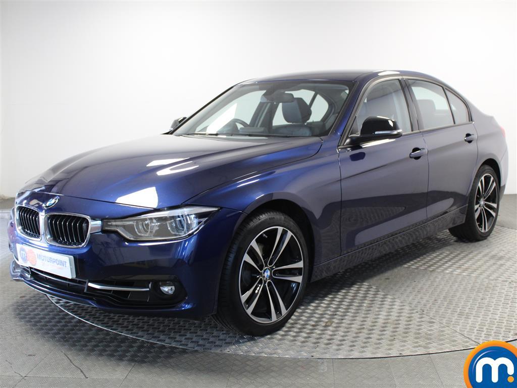 BMW 3 Series Sport - Stock Number (1025034) - Passenger side front corner