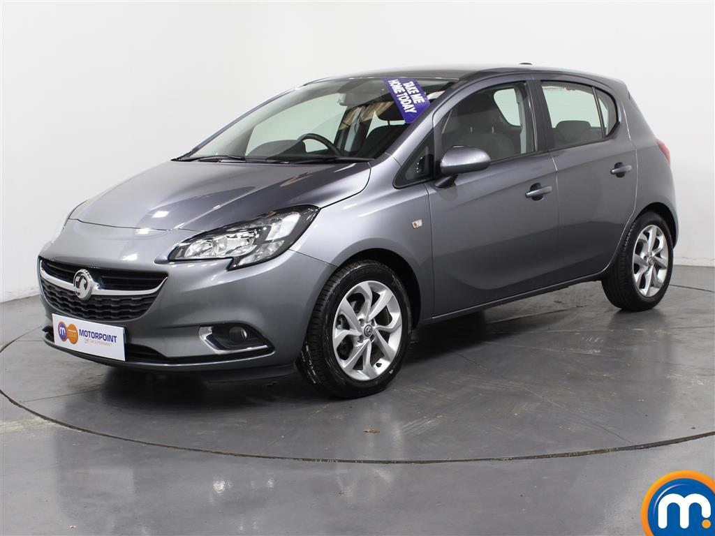 Vauxhall Corsa SRi - Stock Number (1016653) - Passenger side front corner