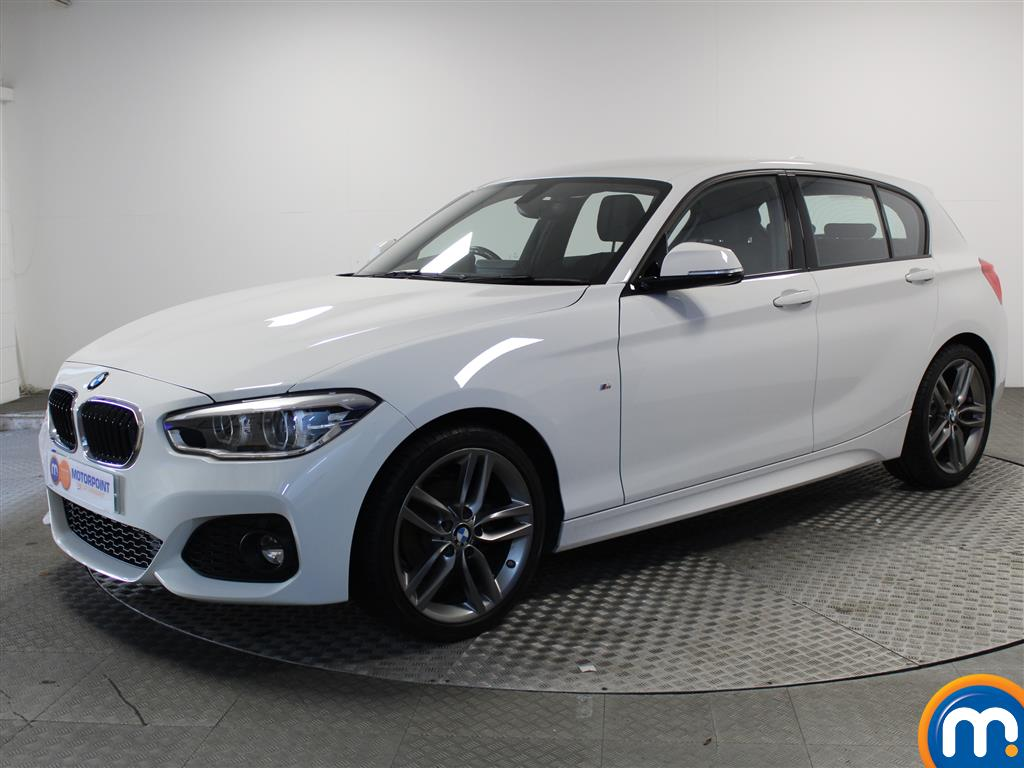 BMW 1 Series M Sport - Stock Number (1022884) - Passenger side front corner