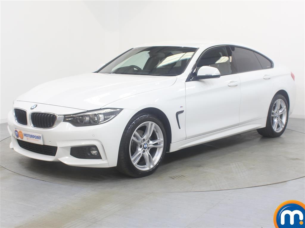 BMW 4 Series M Sport - Stock Number (1013766) - Passenger side front corner